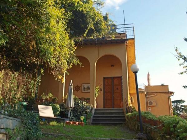 Villa in vendita a Fiesole, Arredato, con giardino, 216 mq - Foto 12