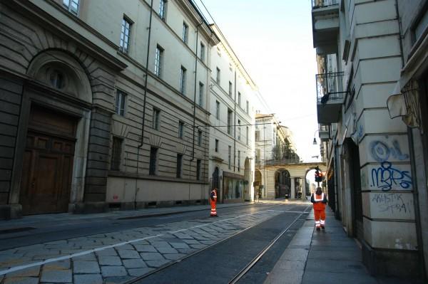 Locale Commerciale  in vendita a Torino, Residenziale, Arredato, 220 mq - Foto 41