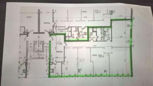 Ufficio in affitto a Bareggio, Commerciale, 40 mq - Foto 7