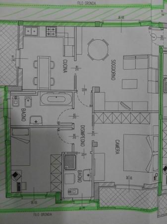 Appartamento in vendita a Boffalora sopra Ticino, Residenziale, Con giardino, 90 mq - Foto 2