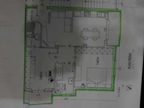 Appartamento in vendita a Boffalora sopra Ticino, Residenziale, Con giardino, 80 mq - Foto 2