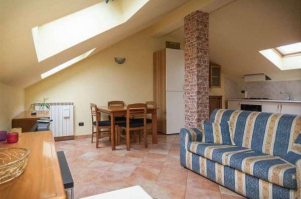 Appartamento in affitto a Corbetta, Centrale, Arredato, con giardino, 60 mq - Foto 6