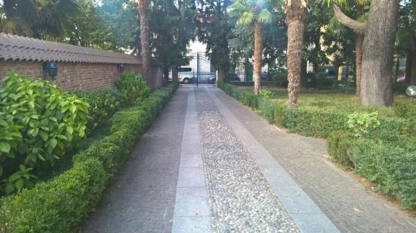 Appartamento in affitto a Magenta, Centro, Con giardino, 150 mq - Foto 30