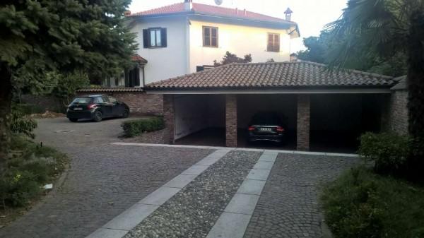 Appartamento in affitto a Magenta, Centro, Con giardino, 150 mq - Foto 31