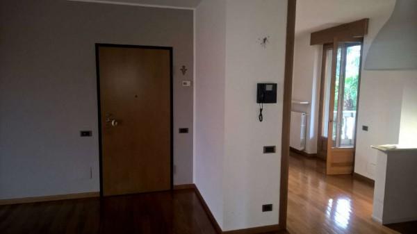 Appartamento in affitto a Magenta, Centro, Con giardino, 150 mq - Foto 22