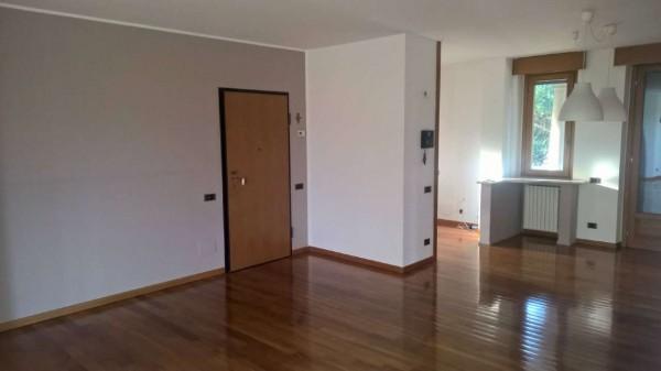 Appartamento in affitto a Magenta, Centro, Con giardino, 150 mq - Foto 5