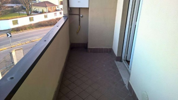 Appartamento in affitto a Santo Stefano Ticino, Residenziale, Con giardino, 60 mq - Foto 2