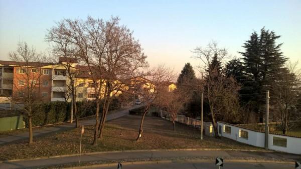 Appartamento in affitto a Santo Stefano Ticino, Semi-centrale, Con giardino, 60 mq
