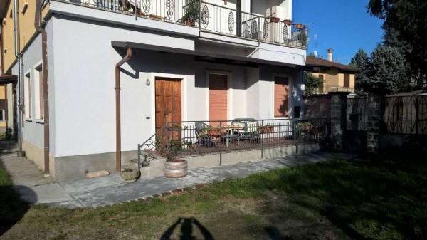 Appartamento in affitto a Sedriano, Centro, Arredato, con giardino, 90 mq