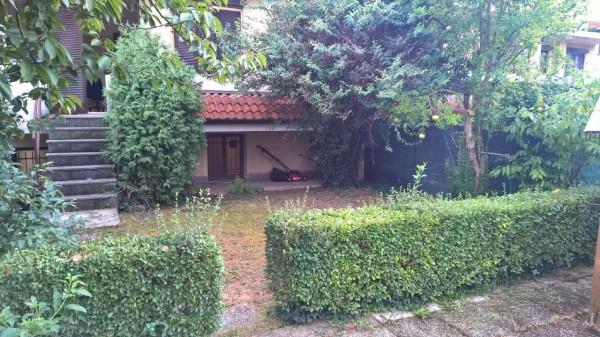 Villetta a schiera in vendita a Sedriano, Con giardino, 160 mq - Foto 19