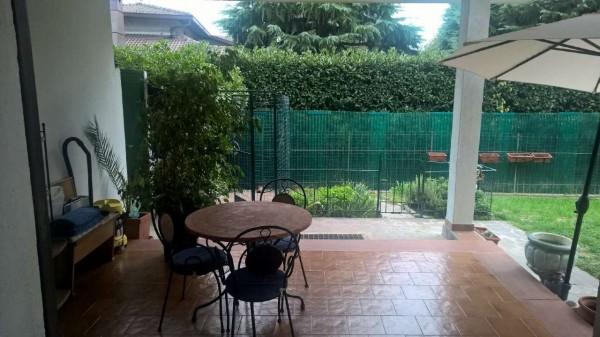 Villetta a schiera in affitto a Settimo Milanese, Residenziale, Con giardino, 300 mq - Foto 6