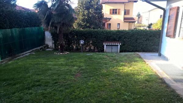 Villetta a schiera in affitto a Settimo Milanese, Residenziale, Con giardino, 300 mq - Foto 2