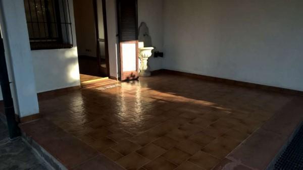 Villetta a schiera in affitto a Settimo Milanese, Residenziale, Con giardino, 300 mq - Foto 16