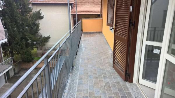 Appartamento in affitto a Vittuone, Centrale, Con giardino, 60 mq - Foto 12