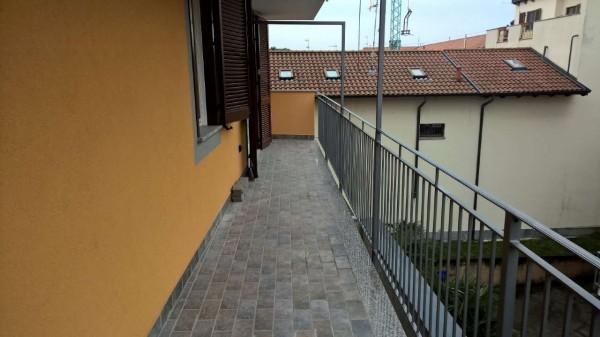 Appartamento in affitto a Vittuone, Centrale, Con giardino, 60 mq - Foto 8