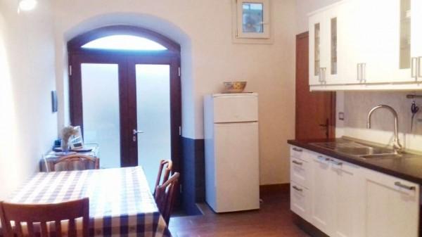 Appartamento in vendita a Tuscania, Arredato, 40 mq