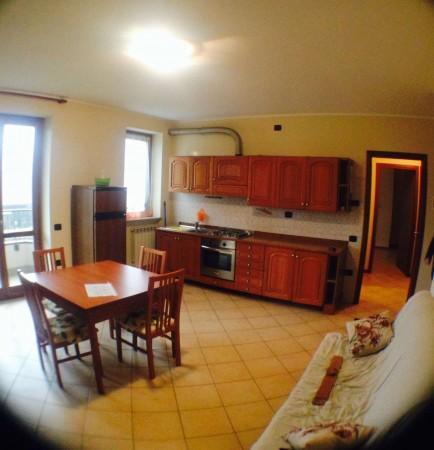 Appartamento in affitto a Cardano al Campo, Arredato, 60 mq