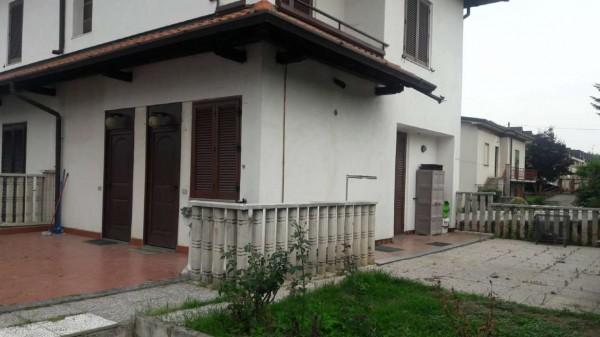 Casa indipendente in vendita a Gallarate, Residenziale, Con giardino, 150 mq - Foto 15