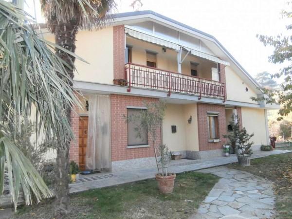 Appartamento in vendita a Pecetto Torinese, Bric Della Croce, Con giardino, 110 mq