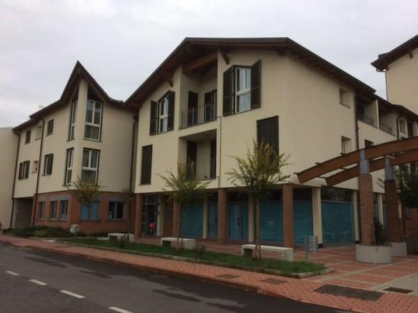 Appartamento in vendita a Caronno Pertusella, Con giardino, 100 mq