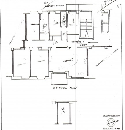 Appartamento in affitto a Milano, Repubblica, 170 mq - Foto 6