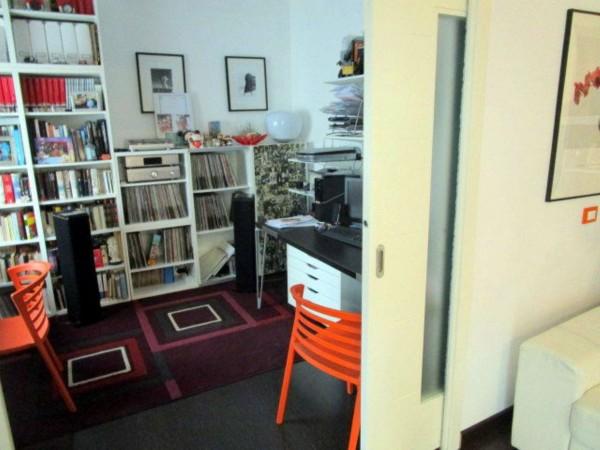 Appartamento in vendita a Genova, Sampierdarena, Con giardino, 130 mq - Foto 20