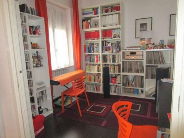Appartamento in vendita a Genova, Sampierdarena, Con giardino, 130 mq - Foto 21