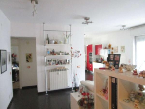 Appartamento in vendita a Genova, Sampierdarena, Con giardino, 130 mq - Foto 26