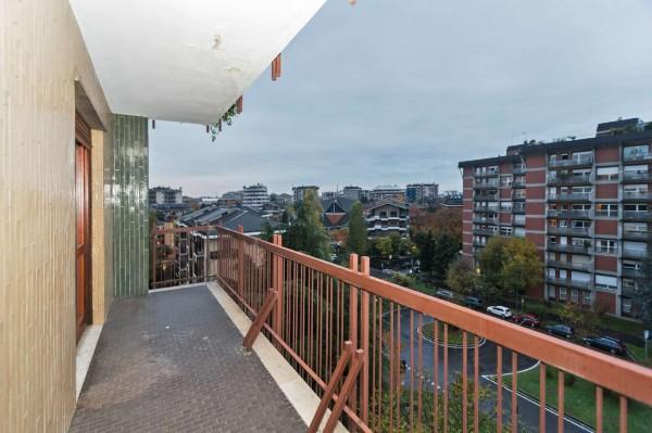 Appartamento in vendita a Milano, Con giardino, 150 mq - Foto 37