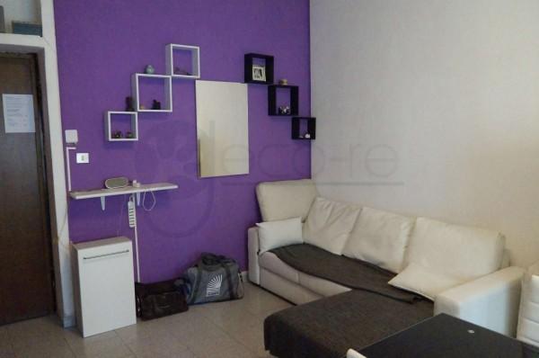 Appartamento in vendita a Milano, Via Ricciarelli - Piazz.le Brescia, Arredato, con giardino, 42 mq - Foto 2
