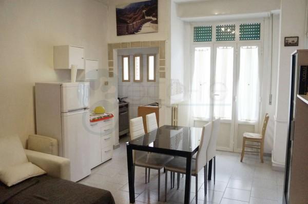 Appartamento in vendita a Milano, Via Ricciarelli - Piazz.le Brescia, Arredato, con giardino, 42 mq