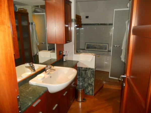 Appartamento in vendita a Santa Margherita Ligure, Prima Collina, Con giardino, 110 mq - Foto 9
