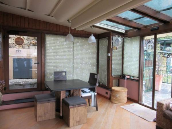 Appartamento in vendita a Santa Margherita Ligure, Prima Collina, Con giardino, 110 mq - Foto 12