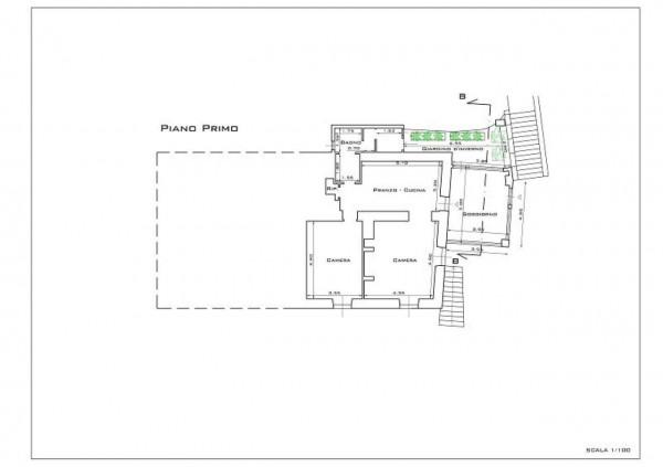 Appartamento in vendita a Santa Margherita Ligure, Prima Collina, Con giardino, 110 mq - Foto 2