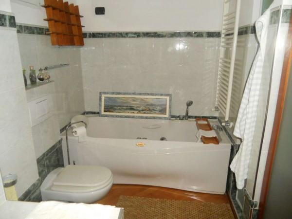 Appartamento in vendita a Santa Margherita Ligure, Prima Collina, Con giardino, 110 mq - Foto 8