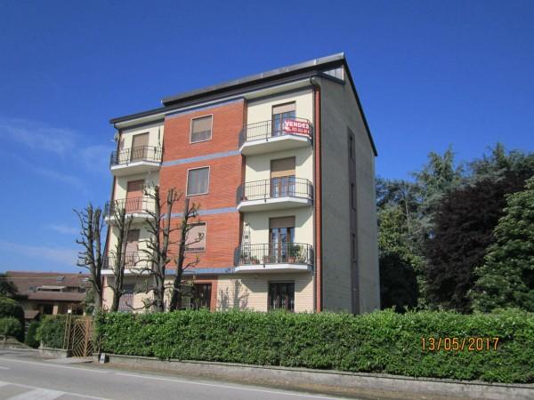 Appartamento in vendita a La Loggia, Con giardino, 65 mq