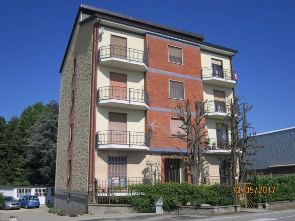 Appartamento in vendita a La Loggia, Con giardino, 65 mq - Foto 2