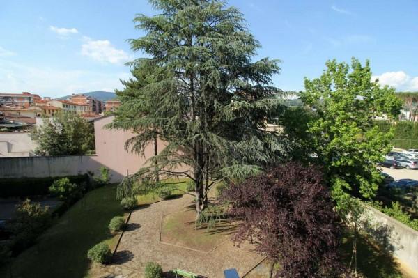 Appartamento in vendita a Firenze, Careggi, Arredato, con giardino, 73 mq