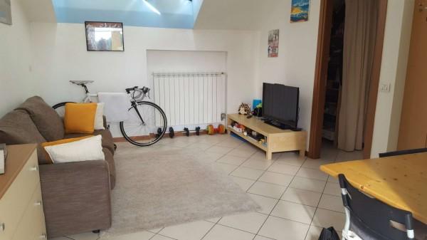 Appartamento in affitto a Muggiò, Taccona, Arredato, 50 mq