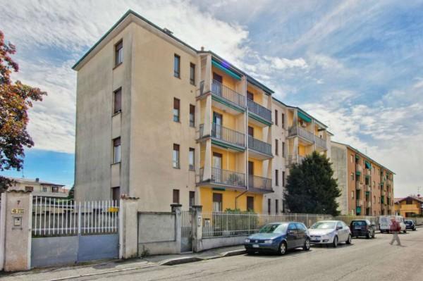 Appartamento in vendita a Busto Arsizio, Cimitero, Arredato, con giardino, 60 mq - Foto 3