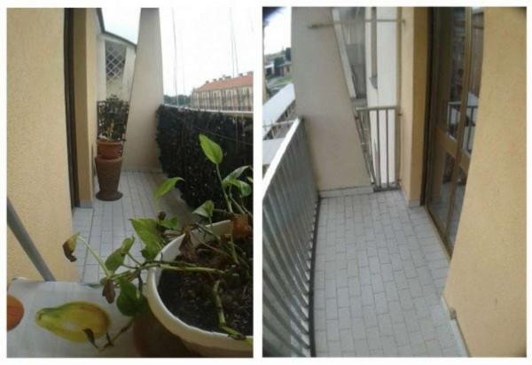 Appartamento in vendita a Busto Arsizio, Cimitero, Arredato, con giardino, 60 mq - Foto 4