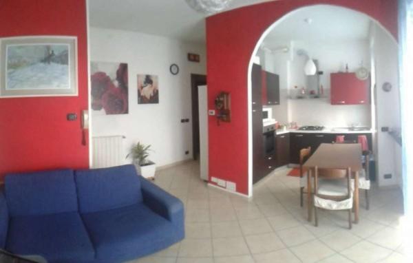 Appartamento in vendita a Busto Arsizio, Cimitero, Arredato, con giardino, 60 mq