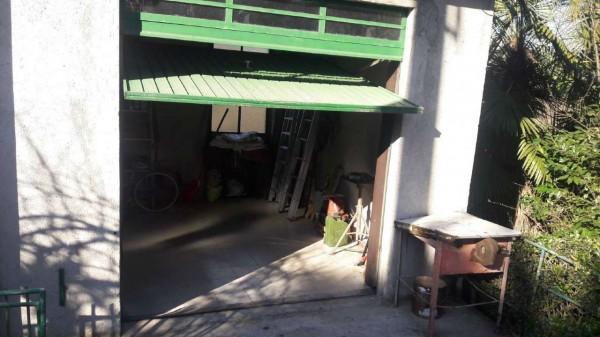 Casa indipendente in vendita a Somma Lombardo, Arredato, con giardino, 110 mq - Foto 3