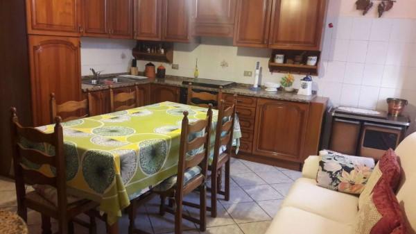 Casa indipendente in vendita a Somma Lombardo, Arredato, con giardino, 110 mq - Foto 13