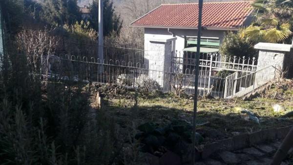 Casa indipendente in vendita a Somma Lombardo, Arredato, con giardino, 110 mq - Foto 9