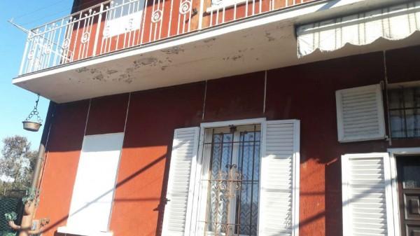 Casa indipendente in vendita a Somma Lombardo, Arredato, con giardino, 110 mq - Foto 24