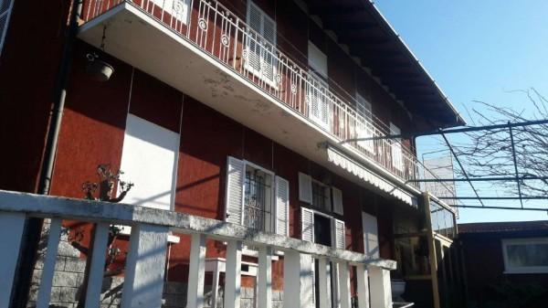 Casa indipendente in vendita a Somma Lombardo, Arredato, con giardino, 110 mq - Foto 27
