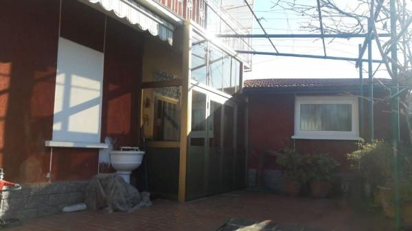 Casa indipendente in vendita a Somma Lombardo, Arredato, con giardino, 110 mq - Foto 23