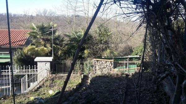 Casa indipendente in vendita a Somma Lombardo, Arredato, con giardino, 110 mq - Foto 8