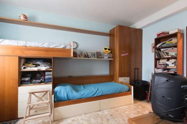 Appartamento in vendita a Milano, Gambara / Bande Nere, Con giardino, 105 mq - Foto 10